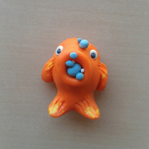 Goldfish Sculpture