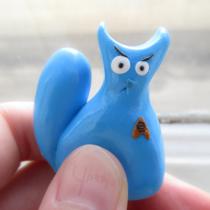 Spock Derpy Cat