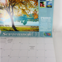 Corporate Calendar Pages