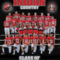 JBHS 2016 Football Book Senior Class
